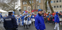 Rosenmontag: Traditional-looking Attire